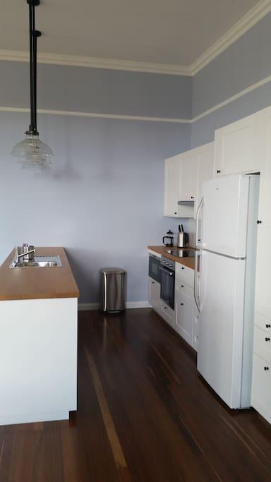 Apartment 2's Kitchen