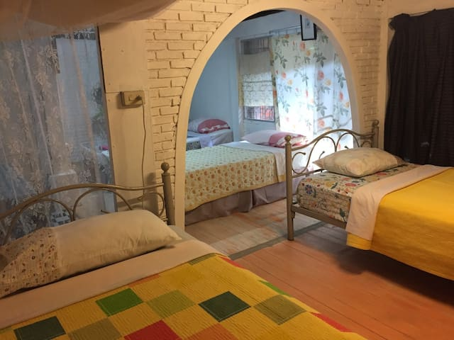 Family Room - Chiang Mai - Guesthouse