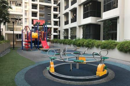Summer Holiday Condo near KKIA 6guest/3br - Kota Kinabalu - Appartement
