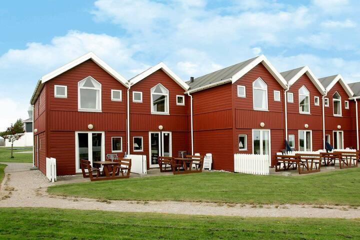 Villa spacieuse près de la plage à Hadsund