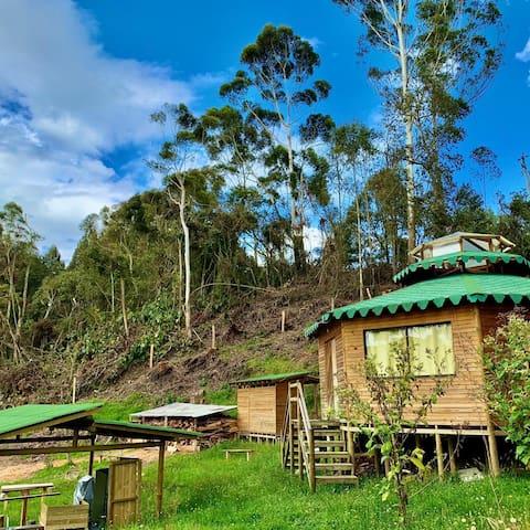 Hospedaje Ecológico en Maloka