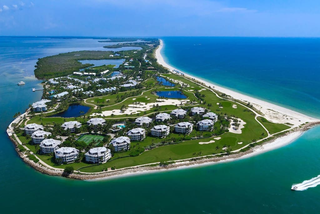 South Seas Island Resort: An unparalleled experience consisting of more than four miles of private beaches, pools, a luxury shopping village, world class golf course, and so much more.