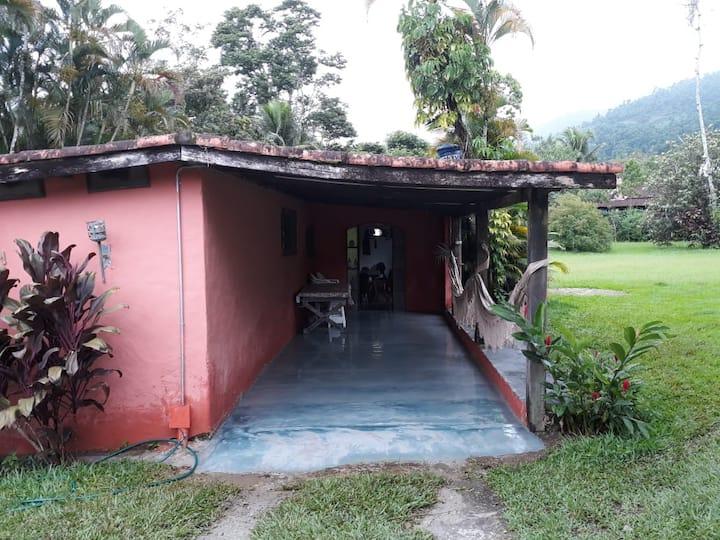 Casa grande Ilhabela até 10 hósp. pelo mesmo valor