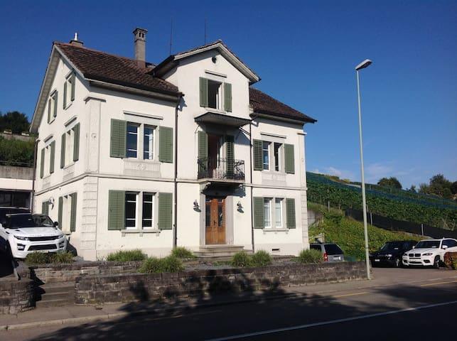 Stäfa - Hostel Seeburg - Einzelzimmer (7)
