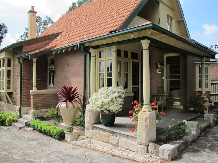 Bed&Breakfast - 1km Great North Walk & Hornsby CBD