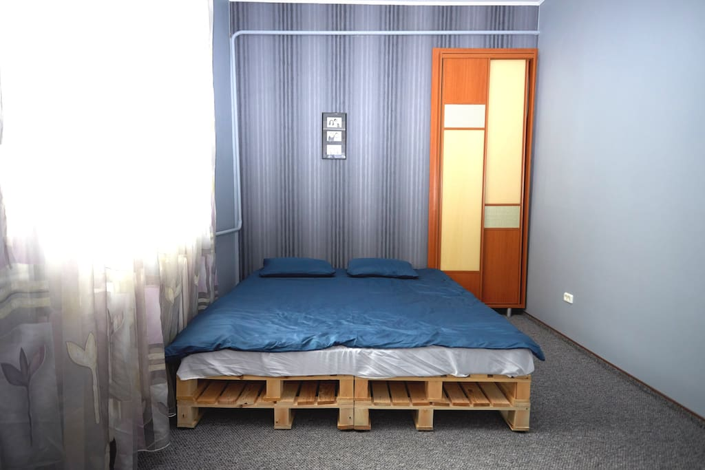 спальня № 1 // bedroom #1