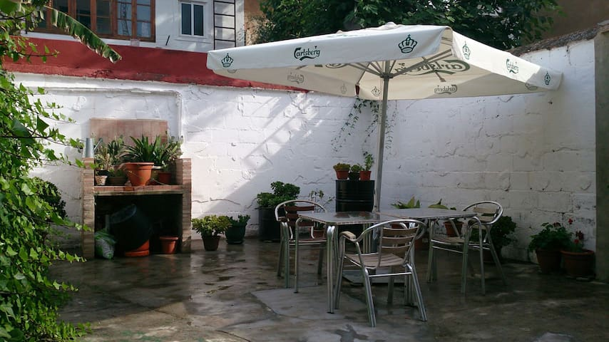 Loft Valencia+WiFi+Terrace - València - Appartement