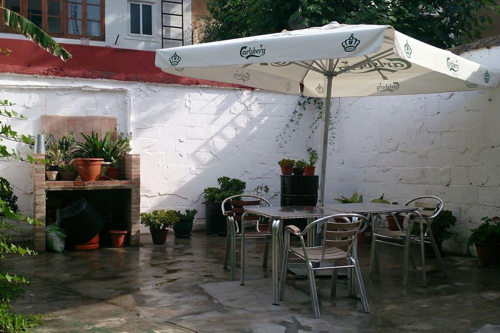 Loft valencia wifi terrace flats for rent in val ncia - Loft valencia ...