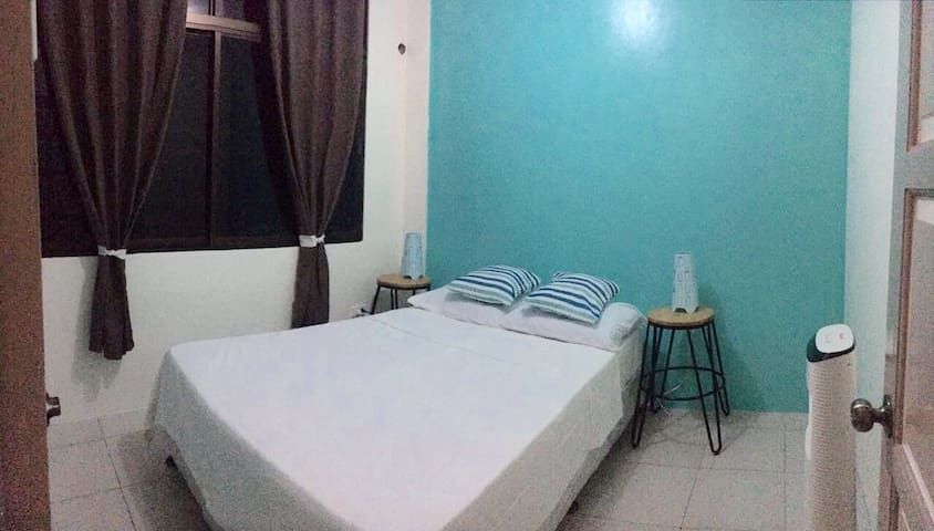 Cozy Fan-Room for Two - Kalibo