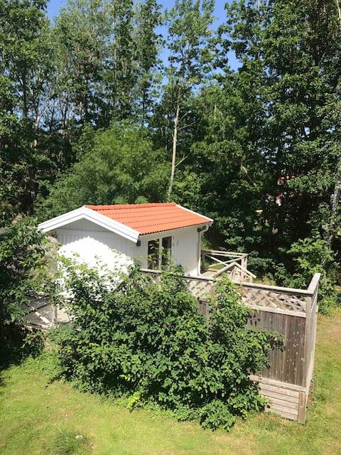 Cosy cottage on Brännö island