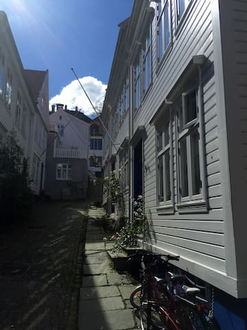 Great location in beautiful street - Bergen - House