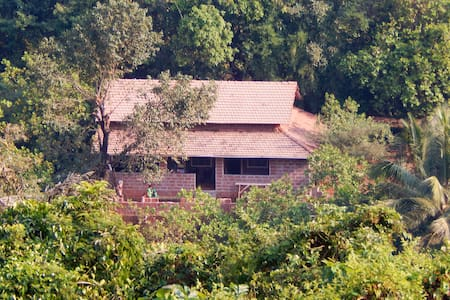 Traditional Konkani Homestay in greenery