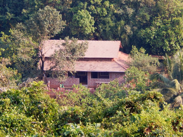 Traditional Konkani Homestay in greenery