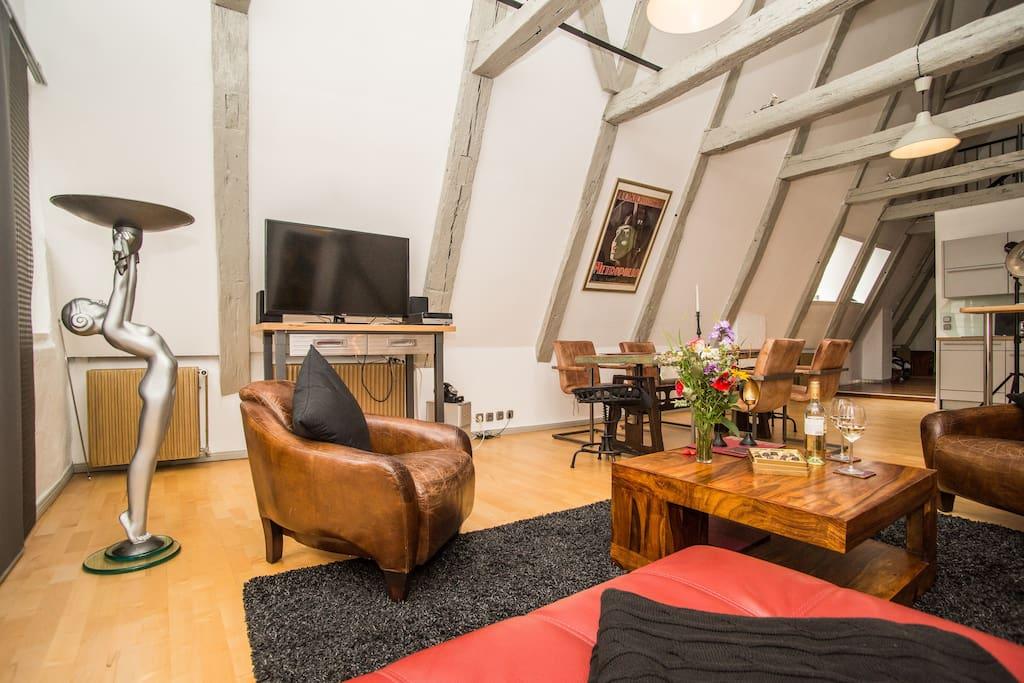 Luebeck24 - Ferienwohnung in der Luebecker Altstadt