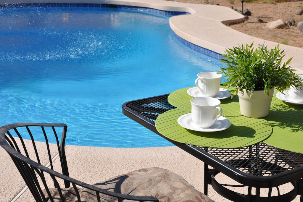 Resort Home Private Pool Summer 15 Discount Houses For Rent In Phoenix Arizona United States