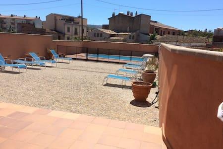 Dúplex con Piscina Privada en Empordà - Bellcaire d'Empordà - Apartment