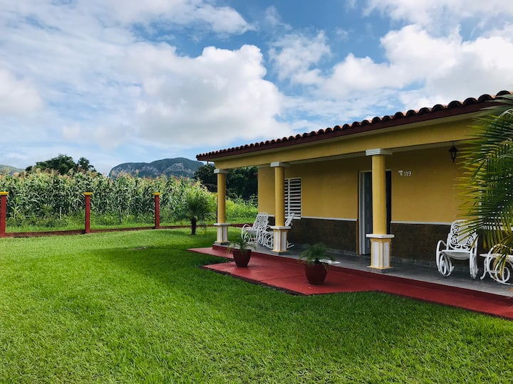 Slowlife Viñales Rent (2 rooms)
