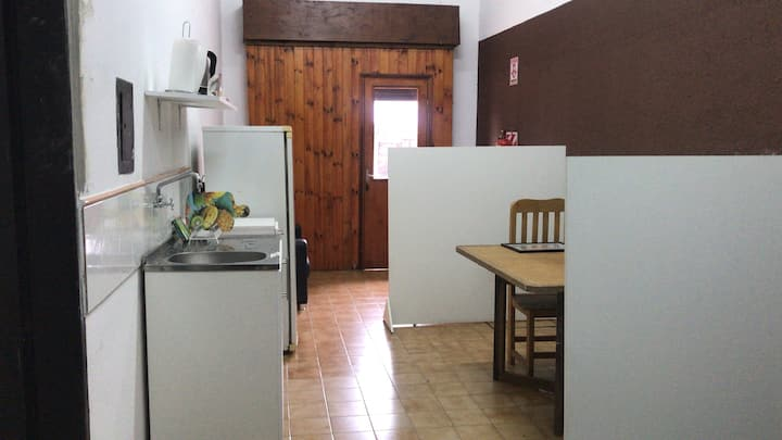 Affordable and confortable Apt. for solo travelers