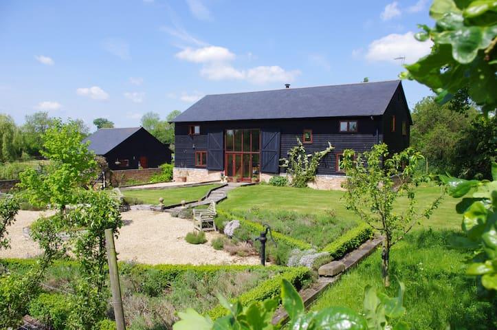 Anstey Grove Barn