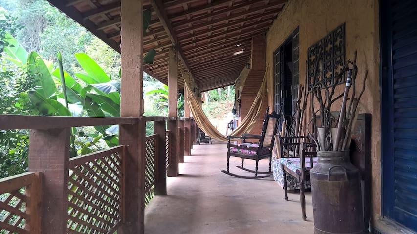 Quinta do Vale, seu refúgio próximo de São Paulo. - Santa Isabel - Kisház