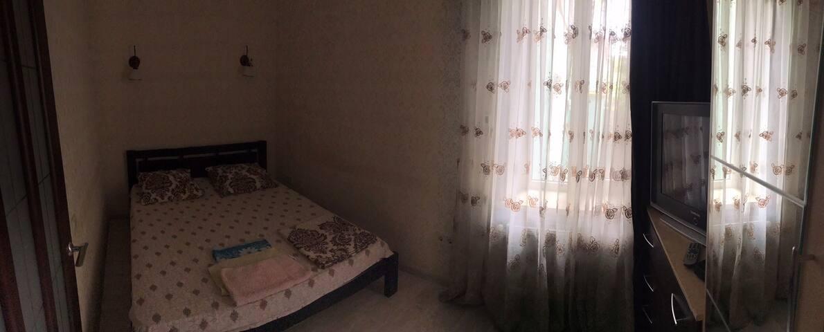 Уютная квартира в 20 минутах от Аркадии