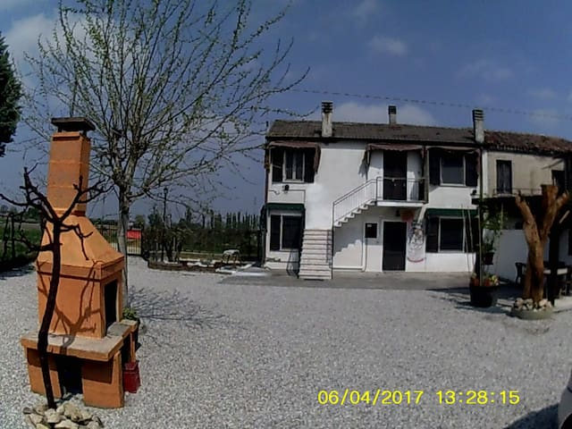 Relaxing apartment in the countryside!! - San Bellino - Apartment