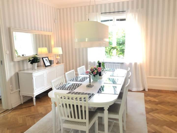 Great house 15 min to Stockholm city