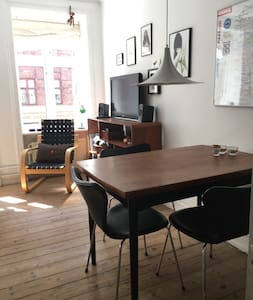 Brilliant location! Comfy 1 bedroom apartment - København - Apartment