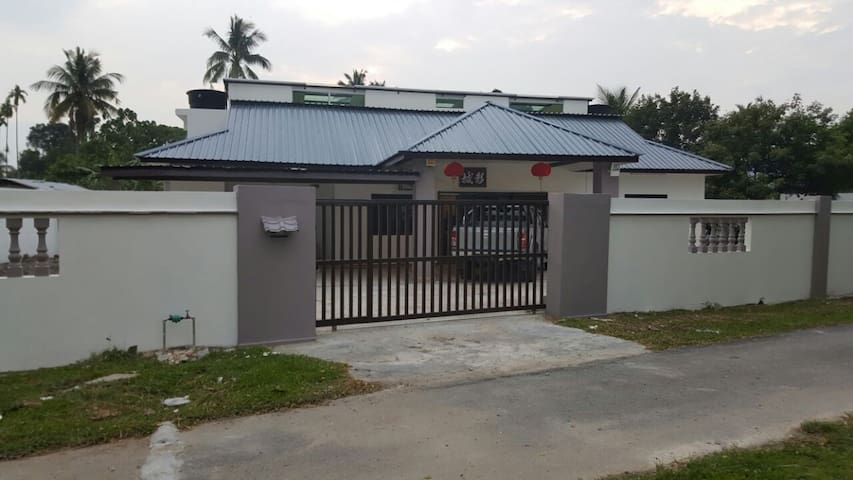 茗鄉小竺@乌鲁音 MS Homestay - Batang Kali - House