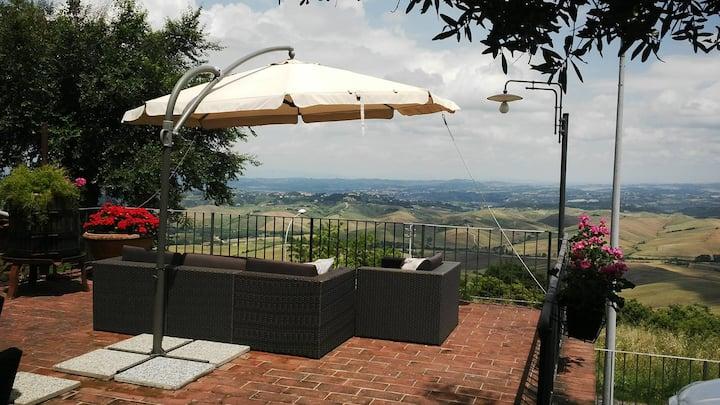 Astounding Tuscany - Villa Bella Vista