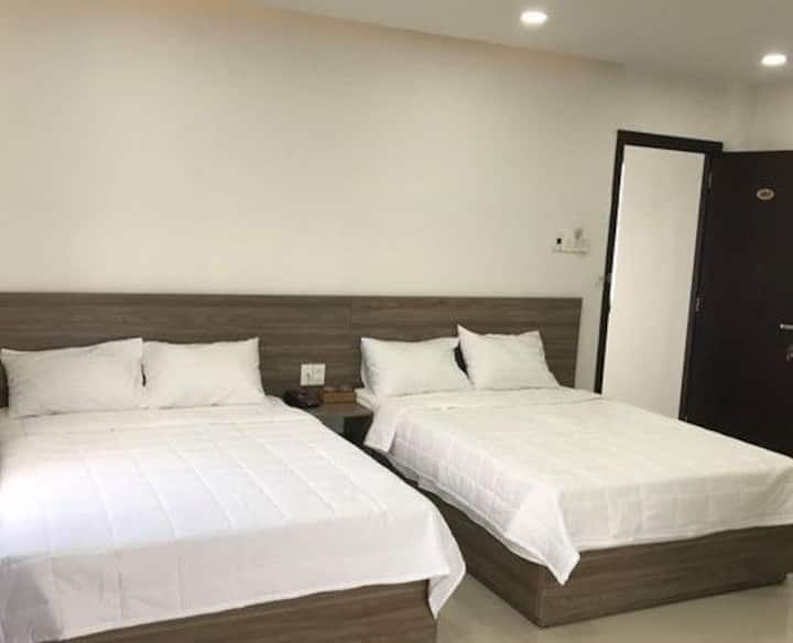 The Dream House Nha Trang Double Beds Room
