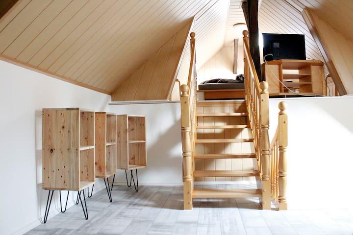 Ferienhaus Jette Müllrose - Tor zum Schlaubetal
