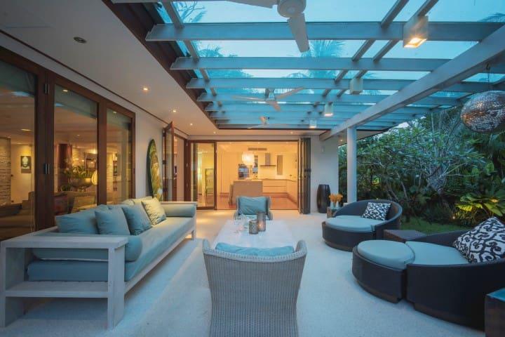 Stunning property only 5 mins to Surin Beach - Phuket - House