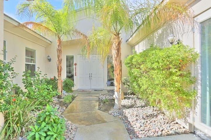 palm spring/Rancho Mirage villa Getaway - Rancho Mirage - House