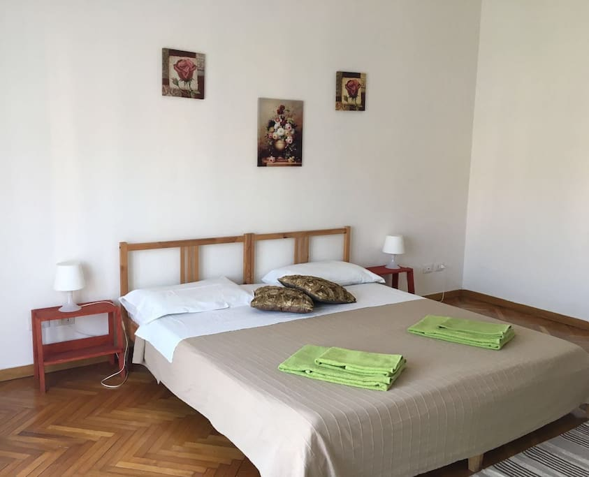 bedroom n.1 - camera n.1