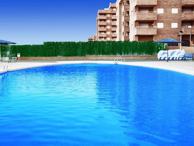 Appartamenti vicino al mare Ref. TORREMAT-46