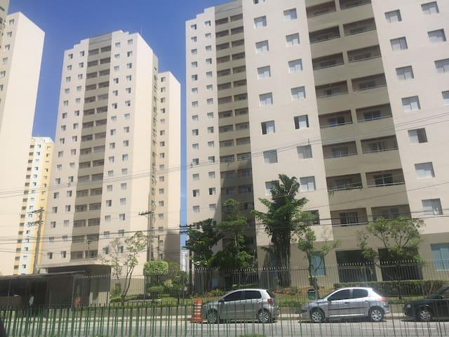 Apartamento confortavel /Pq. Continental Osasco SP