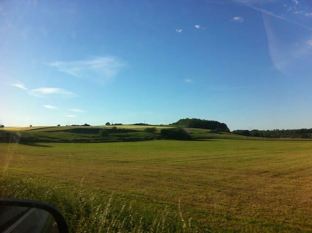 Hyr hus på landet! - Klågerup - Dom