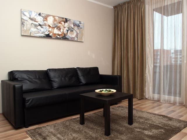 New apartment in a calm area close to city center. - Prague - Appartement