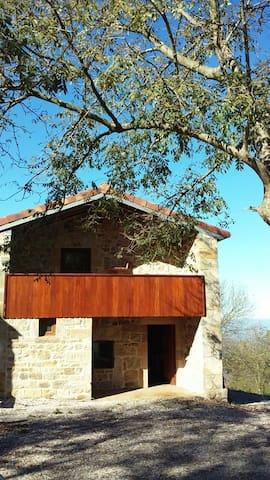 la casuca de pico jiniro - Villacarriedo - Nature lodge