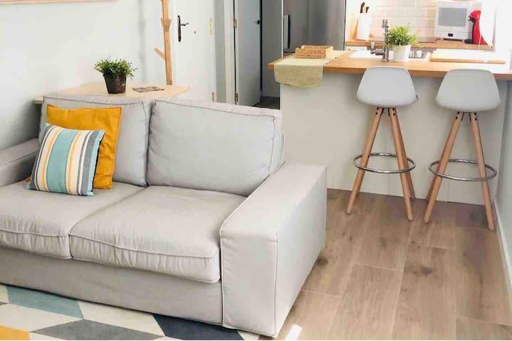 Apartamento céntrico Pontevedra