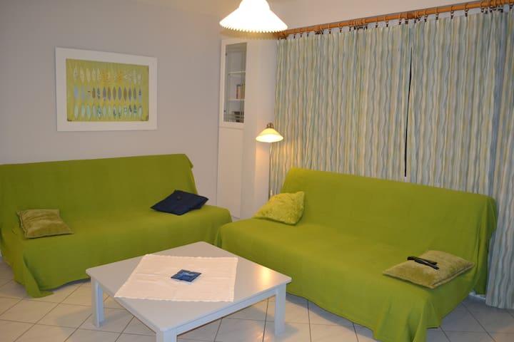 Apartamenty Jasu - Kiveri - Lägenhet