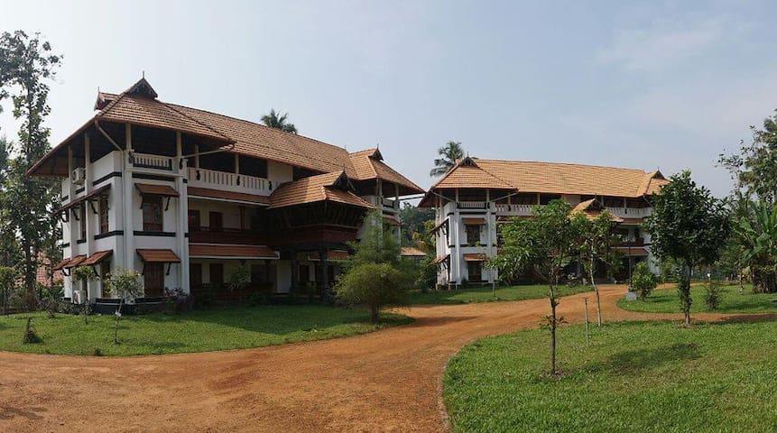 Riverview Room stay@ Rasa Gurukul