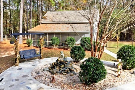 Whispering Pines - Summerville - Bungalov