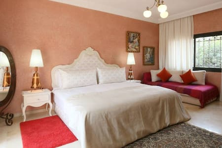 BEAUTIFUL ROOM IN EXCEPTIONAL HOUSE - Marrakech  - House