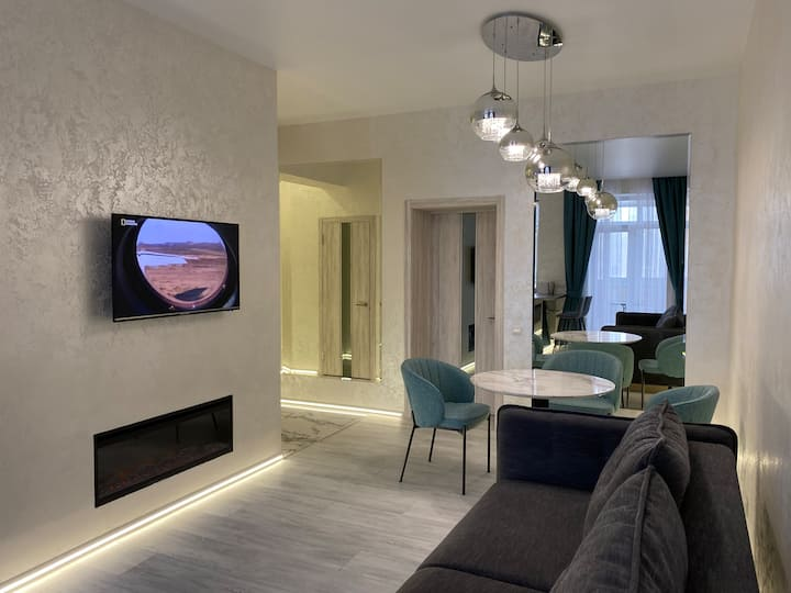 New Panorama Luxury Apartment  in the city centre