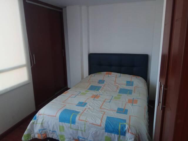 Apartamento moderno con calor de hogar en Duitama