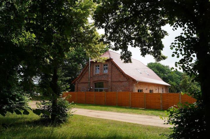 Ferienhaus Lübtheener Heide -auch im Internet