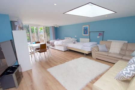 Large Studio Apartment close to Hampton Court