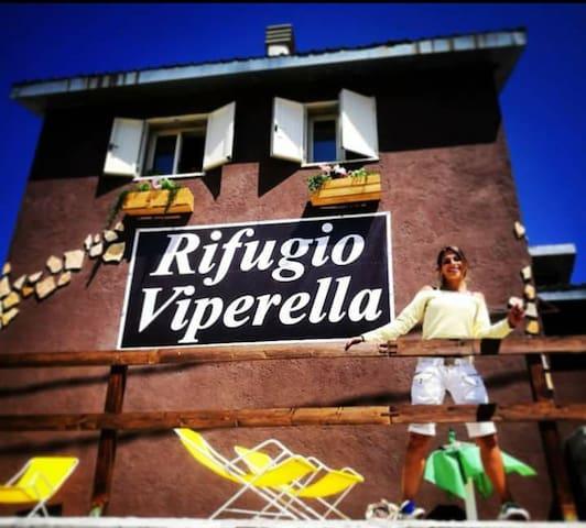 Rifugio in appennino  1806 mt slm Filettino